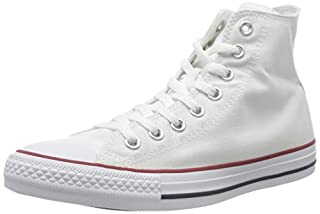 Converse AS Hi Can M7650C Adulte (Homme ou Femme) Chaussures de Sport, Blanc 47 EU Grande Taille (B000NZMN5W) | Amazon price tracker / tracking, Amazon price history charts, Amazon price watches, Amazon price drop alerts