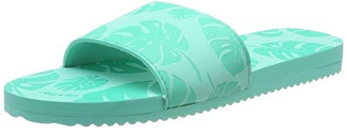 flip*flop Damen Pooly Palm Sandalen, lt Turquoise, 38 EU