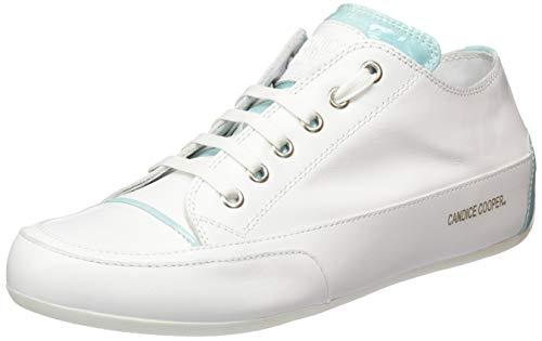 Candice Cooper RockProfil, Zapatillas para Mujer, Blanco (Bianco Vitello), 35 EU