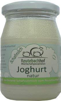 Reutebachhof Bio Bio-Schafjoghurt (6 x 250 gr)
