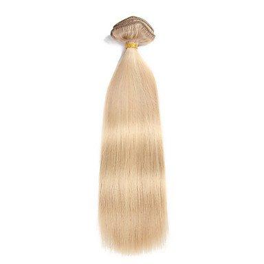 MZP 9pcs / set deluxe 120g p18 / 613 piano, blond clip cheveux dans les extensions de balayage cheveux 16inch 20inch 100% cheveux humains droite