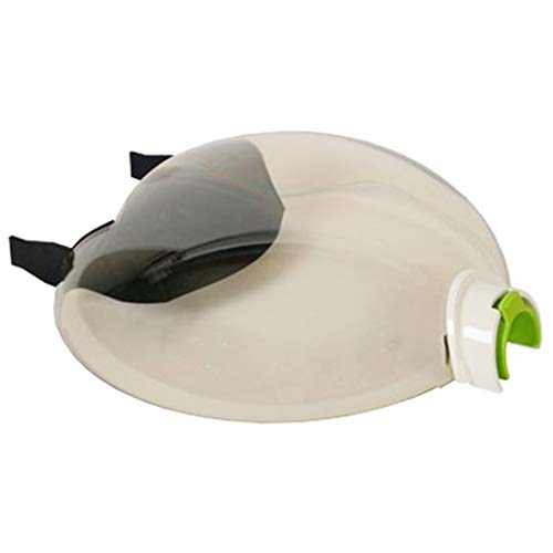 An image of the SPARES2GO Cover Lid for Tefal Actifry Express XL AH950040 Fryer