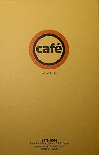 CAFE NOTE B6-Slim Tomoe River Journal RULED