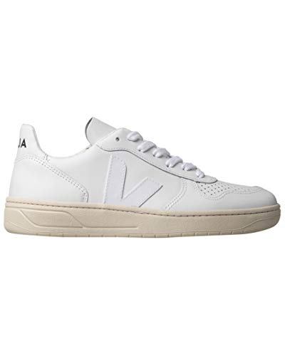 Veja Mens V-10 Weiss Sneaker Low 44
