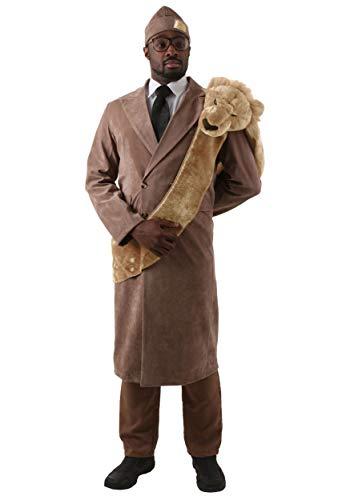 Coming to America King Jaffe Joffer Fancy Dress Costume X-Large