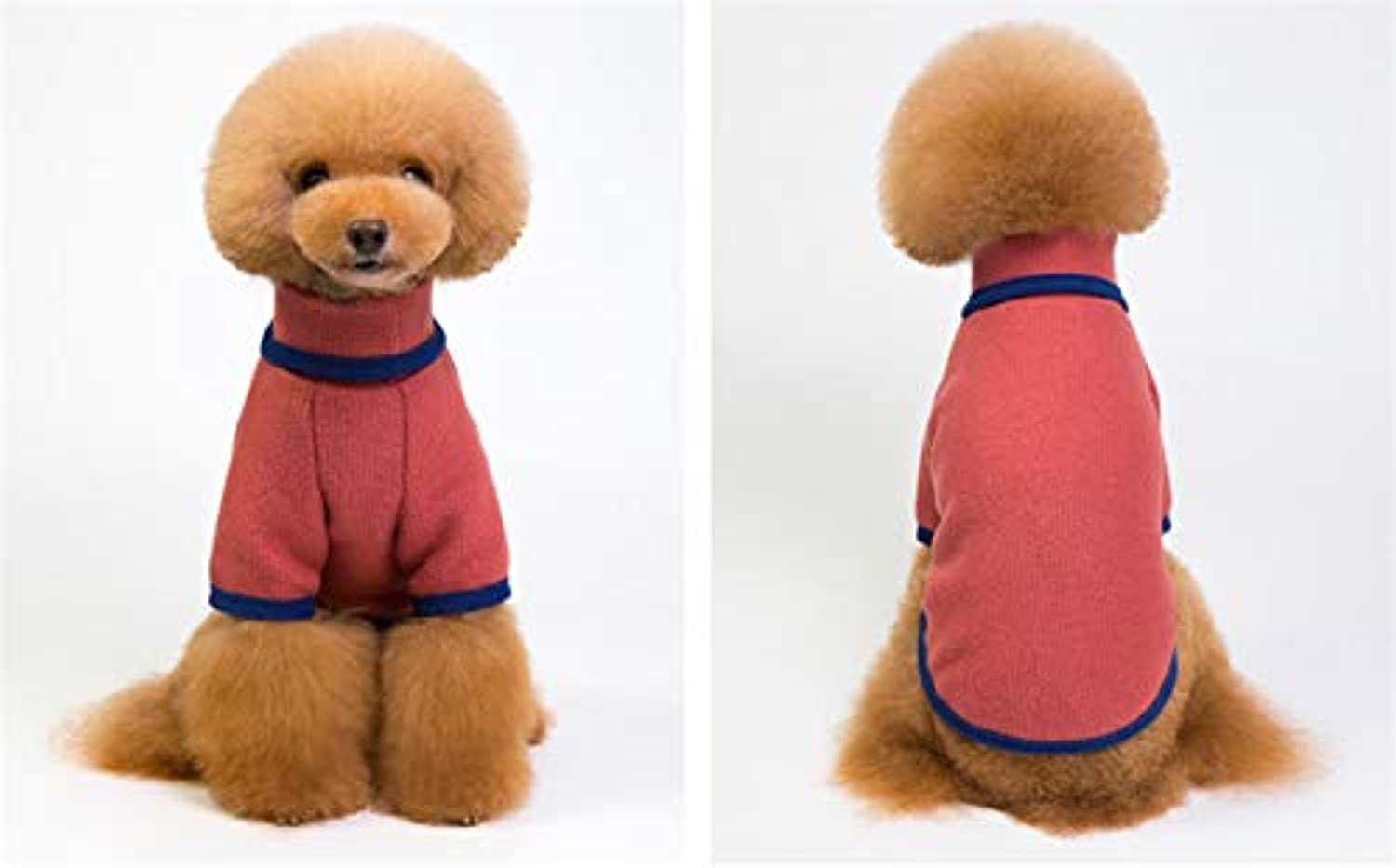Puppy Pet Hoodie Dog Clothes M