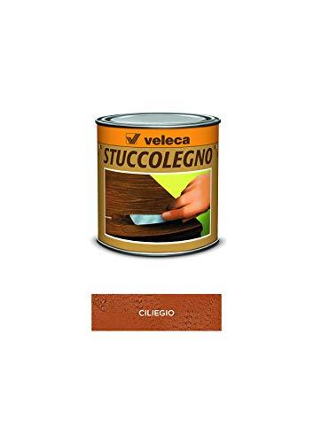 Veleca STUCCOLEGNO Ciliegio - gr. 250 - STUCCO IN PASTA PER LEGNO