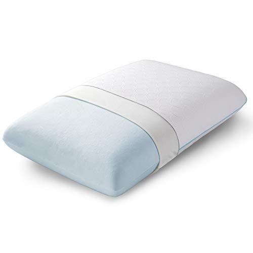 oreiller bedsure bio avec taies d'oreiller