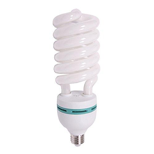 HAKUTATZ® Fotografie E27 Daylight Weiß Beleuchtung-Lampen-Birnen (135)