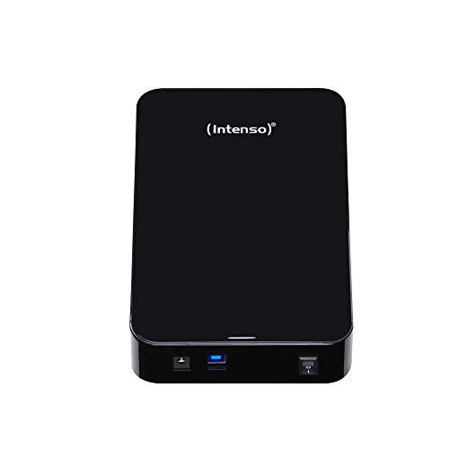 Intenso Memory Center 3 TB externe Festplatte (8,9 cm (3,5 Zoll), 5400rpm, 32MB Cache, USB 3.0) schwarz