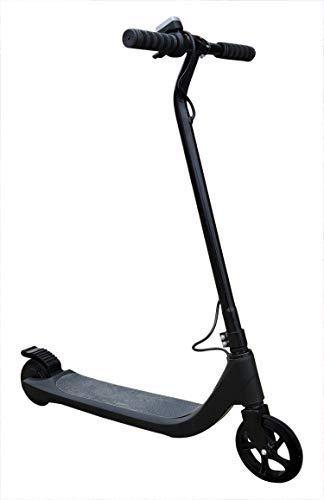 elrofu E-Scooter 07-S nur 5 kg Gewicht Lithium-Akku Elektroroller Elektro E Roller E-Roller Tretroller Scooter Klapproller Cityroller Kickroller Kinder