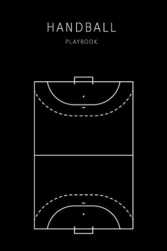 Handball Playbook: Coaching Record Book for Tracking progress, planning strategies or tactics