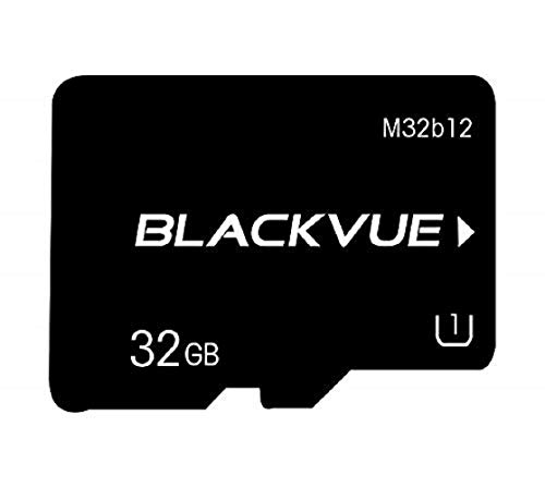 Blackvue Official 32GB Replacement microSD Card (Designed specifically for dash cams)