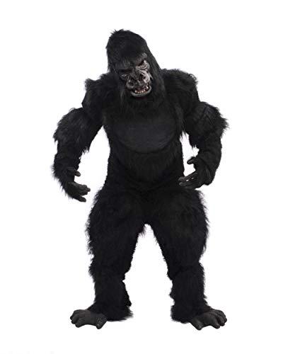 Zagone Studios Two Bit Roar Gorilla Costume Black