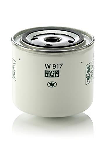 Original MANN-FILTER Ölfilter W 917 – Hydraulikfilter geeignet für Automatikgetriebe – Für LKW, Busse und Nutzfahrzeuge