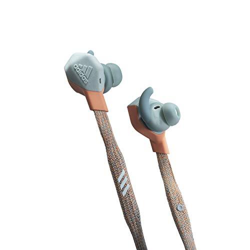 adidas Sport FWD-01 Bluetooth Auriculares, Azul (Signal Coral)