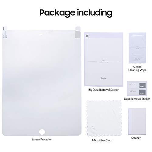 BENKS Schutzfolie für iPad 10,2 Zoll 2020/2019, iPad Air 3 2019 / iPad Pro 10,5 Zoll, Weich Matt Displayschutzfolie für iPad 8. Generation iPad 7. Generation 10.2