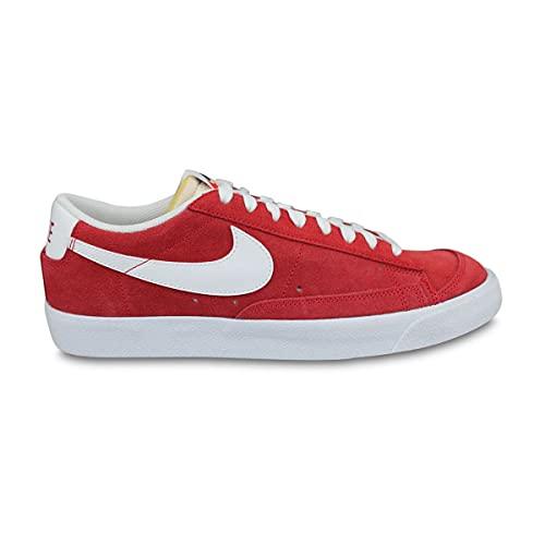 Nike Blazer Low'77 Suede Rosso Da7254-600, rosso, 44 EU