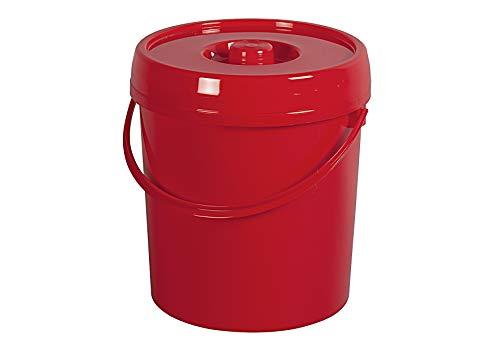 WINDELEIMER MIT DECKEL 11 Liter