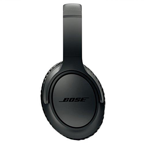 Bose® SoundTrue ® II - Auriculares supraurales compatibles con Apple, color negro