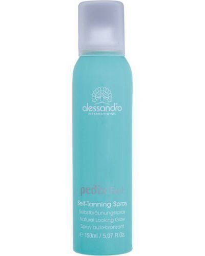 alessandro Pedix Feet Self-Tanning Spray - Spray Autobronzant (1 x 150 ml)
