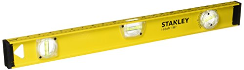 Stanley 42-324 24-Inch I-Beam 180 Level