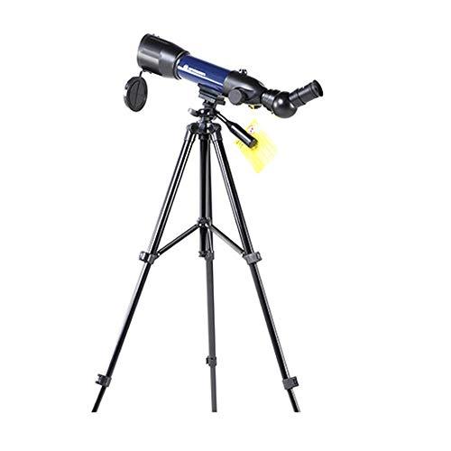 EODPOT telescopio para niños igh HD de Largo Alcance Zoom Estudiantes de Primaria Mirando Las Estrellas niños-Tripod