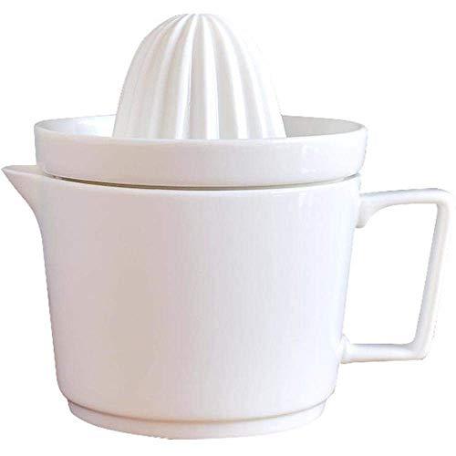 FENGLI Exprimidor manual de cerámica respetuosa con el medio ambiente, fácil de limpiar, hecho a...