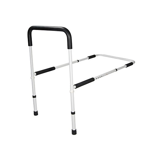 Drive Medical RTL15063-ADJ Adjustable Height Home Bed Assist Handle
