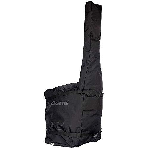 QUNTA Kendo Dojo Reisetasche Moogan Tasche schwarz für die Herstellung eines Gepäcks im Flugzeug Boarding