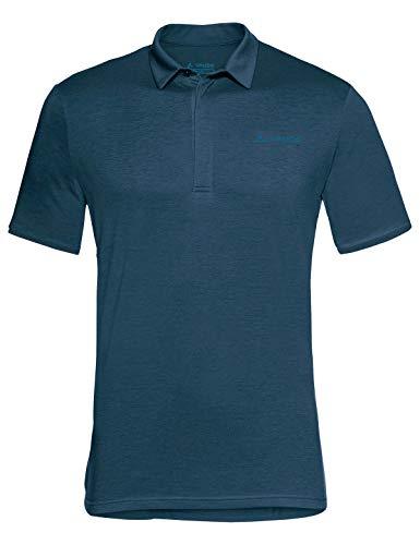 Vaude Men's Sentiero Shirt IV, Maglietta Uomo, Baltic Sea, XXL