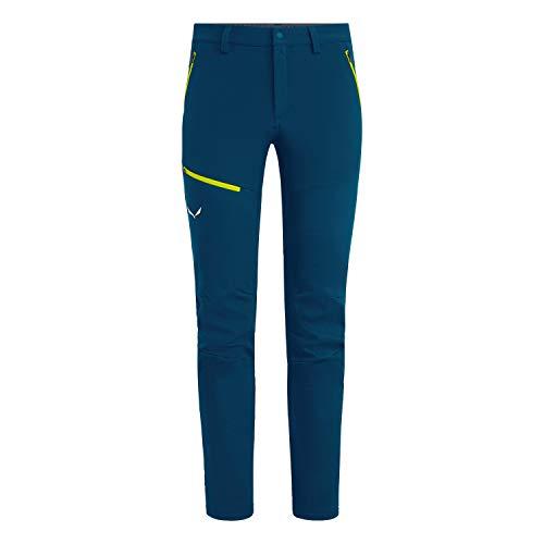 Salewa Puez Orval 2 DST M PNT Pantalon pour Homme, Bleu (Poseidon/2090), 52/XL