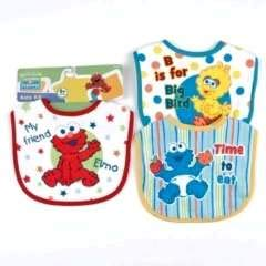 Find Bargain DollarItemDirect Sb Small Bib Elmo, Case of 72