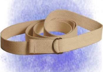 Accessoire de yoga yoga malai ceinture de band