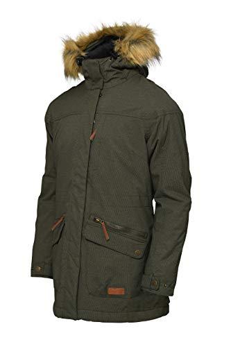 Special Blend | Womens Sophia Snowboard/Ski Jacket (Green, Large)