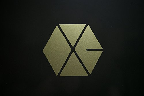 Set of (2) EXO Worldwide K-pop Boy Band 3', 4' and 5' Vinyl Decal Sticker for Car window, Laptops, Gear etc. Different colors to choose from. Select from the option menu.