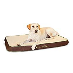 image of memory sleeper dog bed