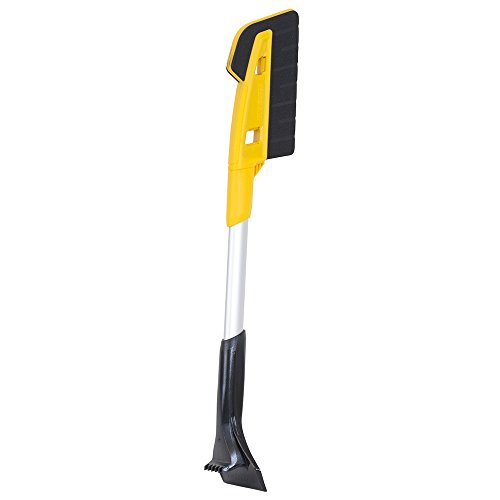 True Temper ABTT2812 Scratch-Free Snow Brush, 28-Inch