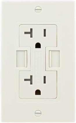 Very popular! NewerTech Power2U USB Outlet 20Amp Baltimore Mall Wall Resistant Tamper Duplex