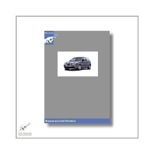 Seat Ibiza Typ 6L (02-08) 3-Zylinder Dieselmotor mit Pumpe-Düse, Mechanik