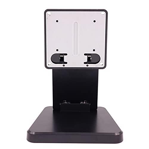 YUXINYAN Soporte Television Pare El Monitor de Soporte Plegable 75 mm hacia Abajo Puede ser Plegado Monitor Accesorio Original Soporte TV Pared