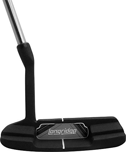 Longridge Golf Putter MILLED FACE
