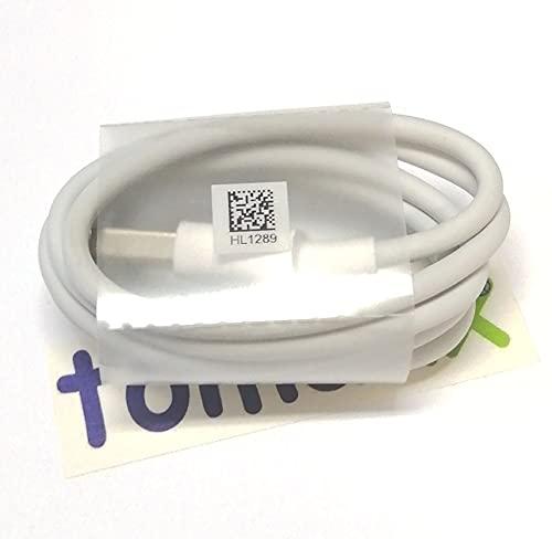 Ladekabel für Original Xiaomi 5A USB / Datenkabel - Typ C Weiss für Schnell Ladegerät Redmi Mi 8 Lite, Mi 9/t, Mi 8/se, Mi 6, Mi 5, Mi Note 2, Mi Note, Mi 5s Plus, Mi 4c + Kugelschreiber ALABAMA