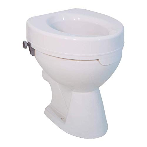 Drive Medical met deksel, toiletbril verhoging Ticco 2G, wit