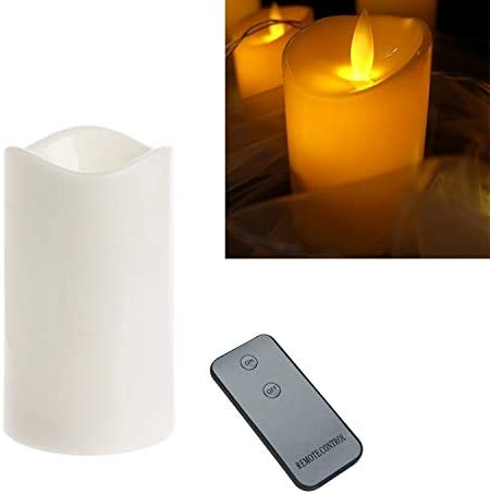Fine Cylindrical LED Electronic Light Candle Wedding Louisville-Jefferson County Mall Simulation Free shipping