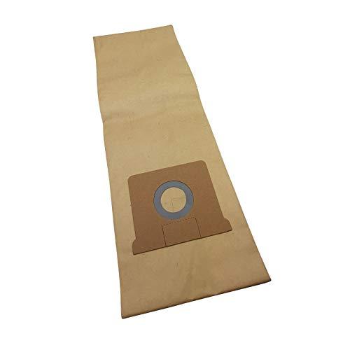 10 Papier Staubsaugerbeutel für Tennant 3410 Beutel Filtertüten Staubbeutel Saugerbeutel