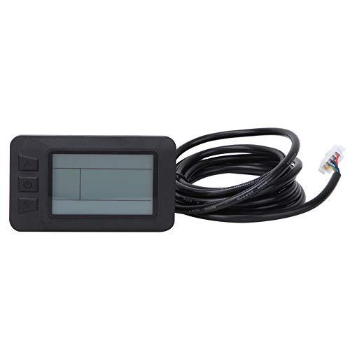 Phisscii Instrumento LCD para Bicicleta - Panel de visualización Controlador de Motor...
