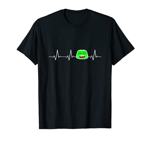 Jelly Heartbeat T-shirt for Kids & Adults T-Shirt