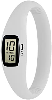 IOION E-WHT04-II Casual Watch For Unisex Digital Silicone