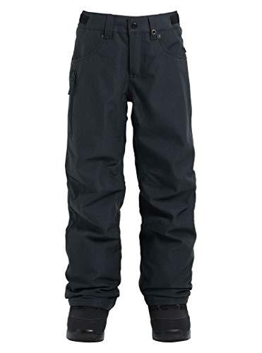Burton Jungen BARNSTORM Pant Snowboard Hose, Black Denim, L